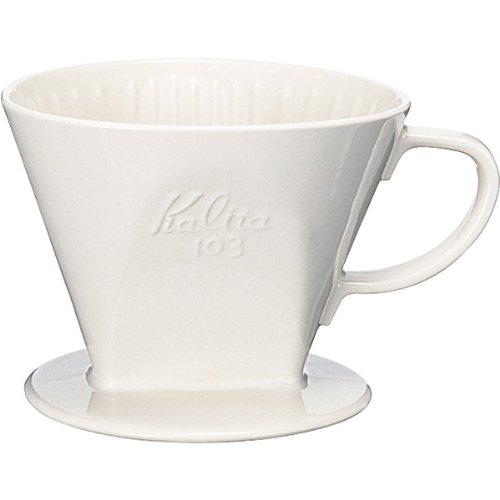 Дриполатор для кофе Kalita [белый]