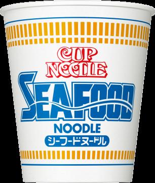 Рамен Cup Noodle (Рыбный)