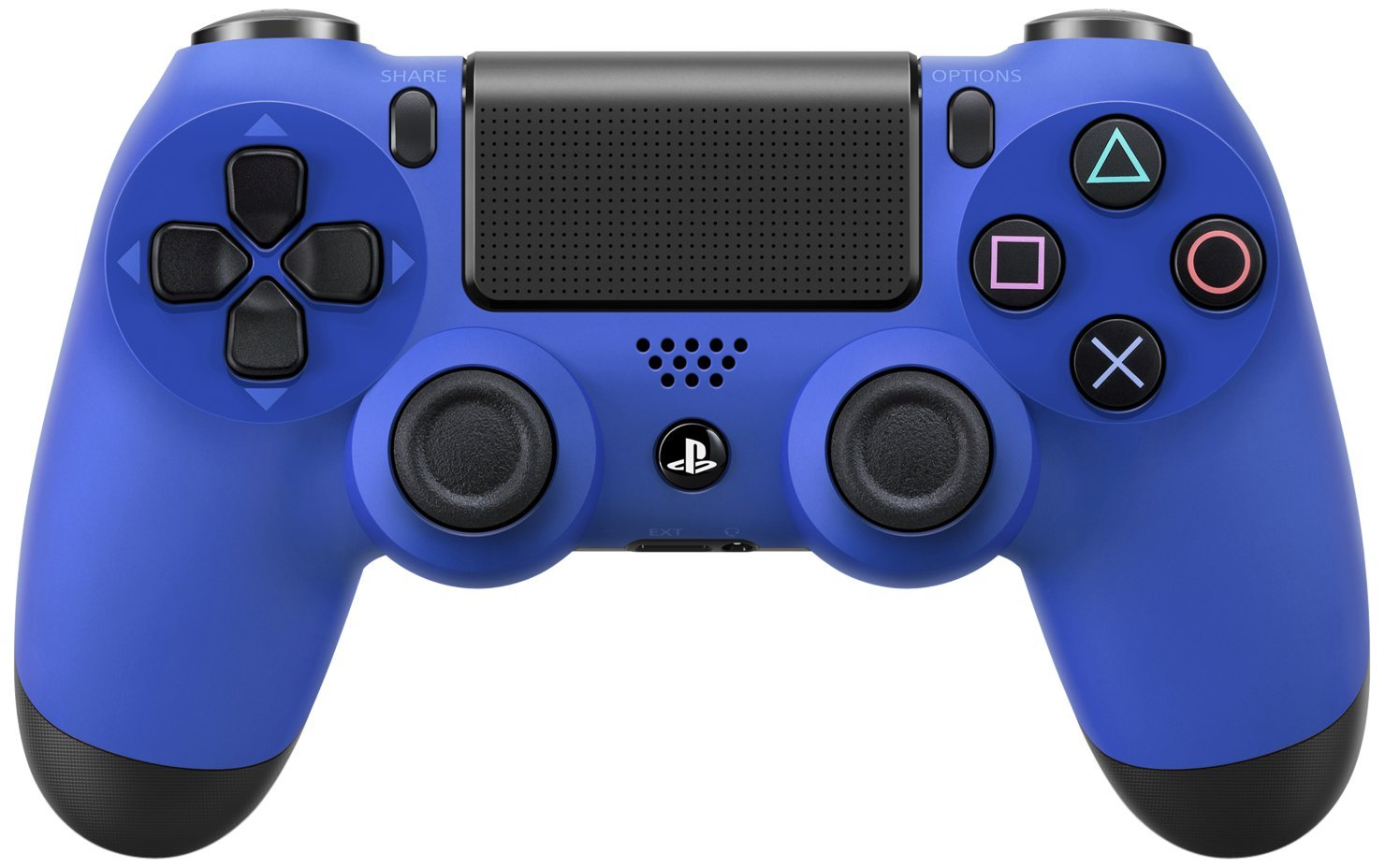 Геймпад беспроводной Sony Dualshock 4 [PS4] (Wave Blue)