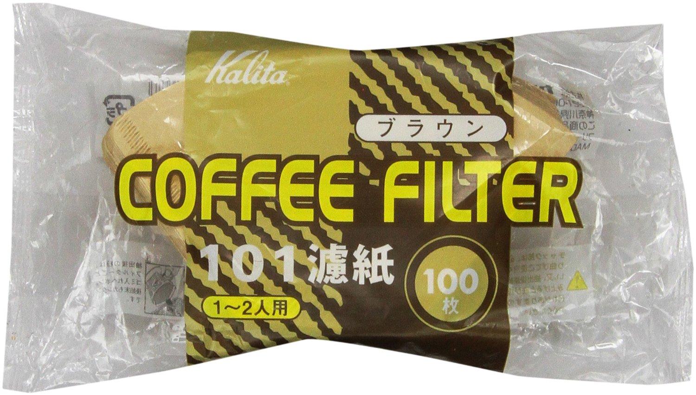 Фильтры для кофе 100 шт. [маленькие]