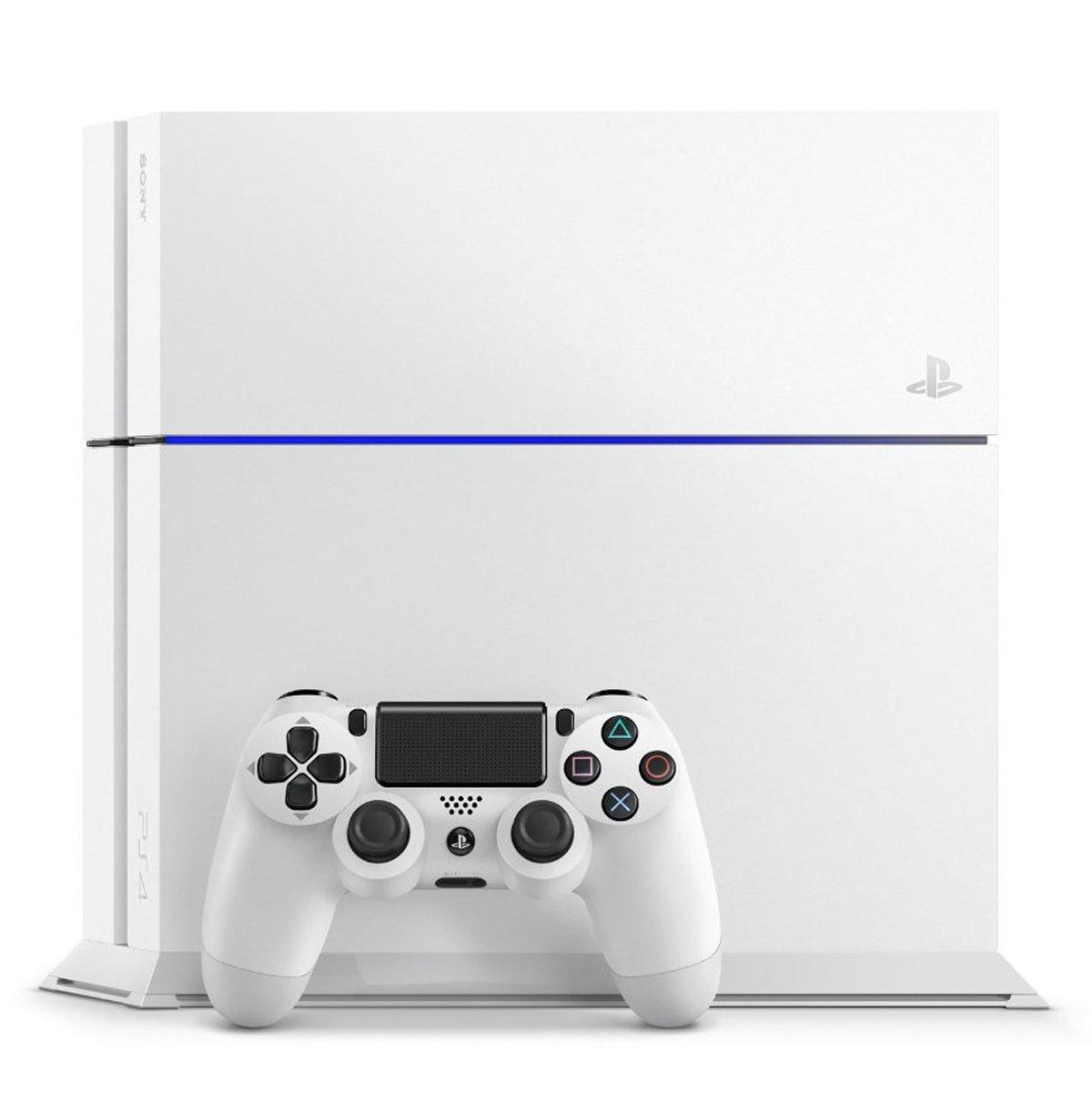 Игровая приставка Sony PlayStation 4 (500GB) White | JPN