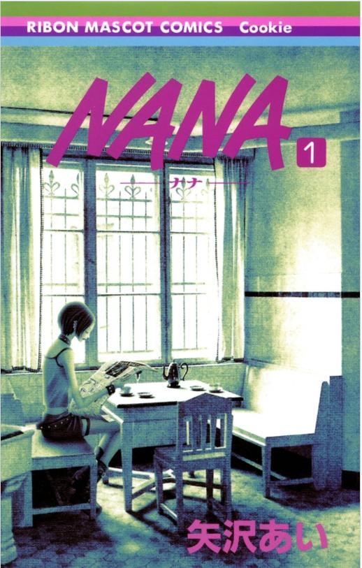 Манга Нана | Nana