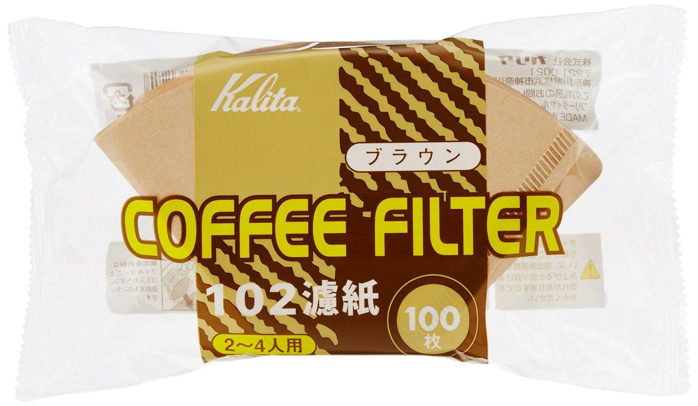 Фильтры для кофе 100 шт. [средние]