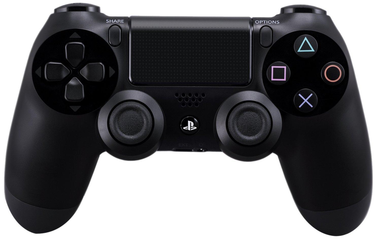 Геймпад беспроводной Sony Dualshock 4 [PS4] (Black)