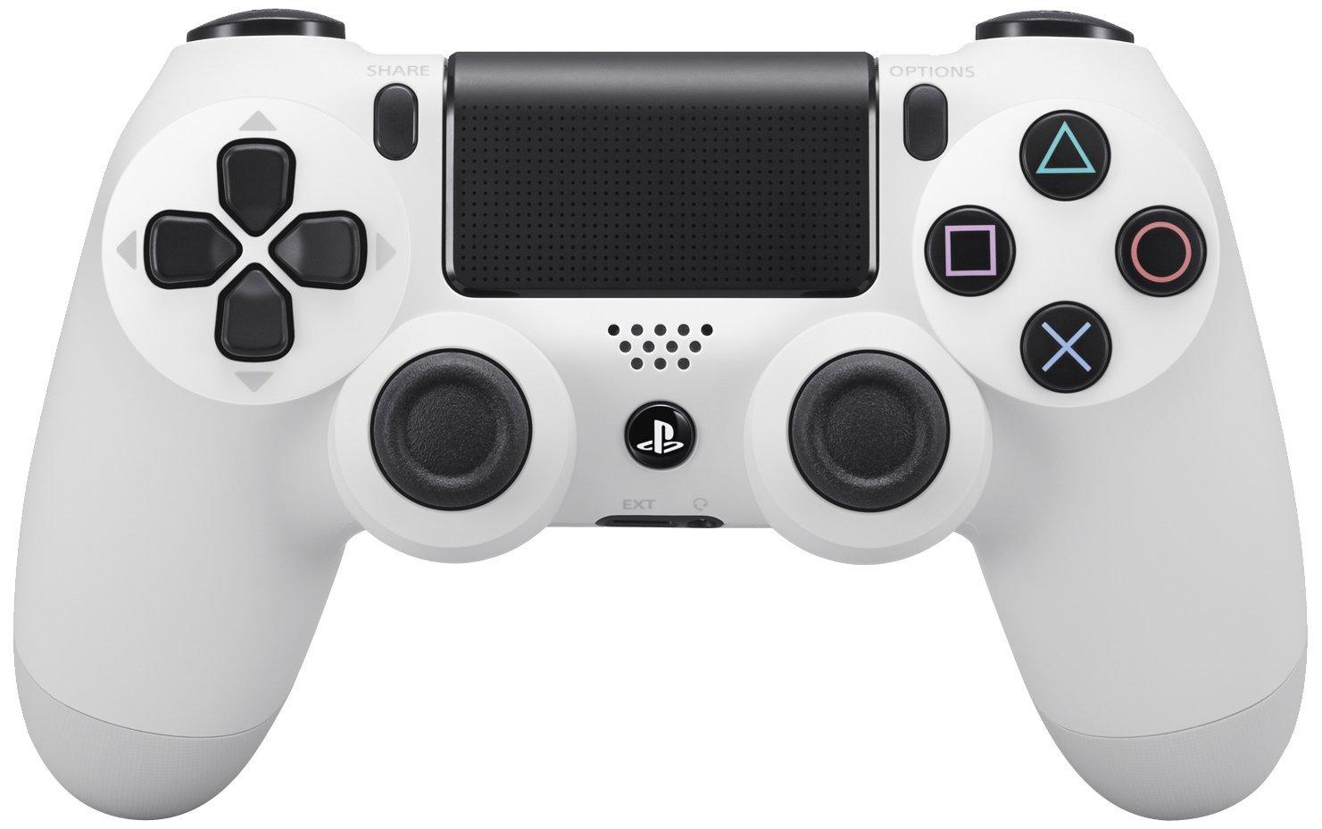 Геймпад беспроводной Sony Dualshock 4 [PS4] (White)