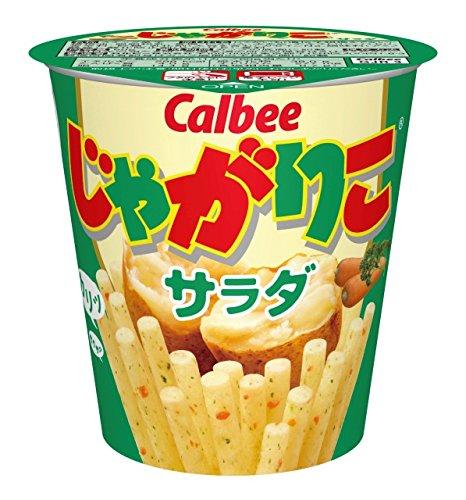 Картофельные палочки со вкусом салата