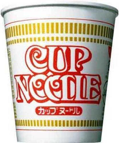Рамен Cup Noodle (Соевый соус)