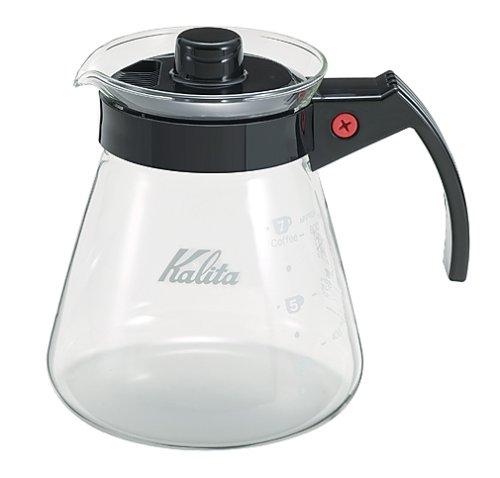 Прозрачный кофейник Kalita 800