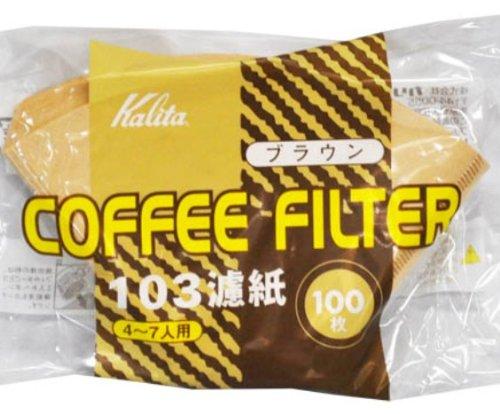 Фильтры для кофе 100 шт. [большие]
