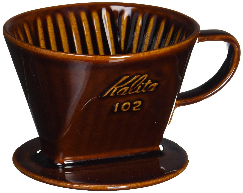 Дриполатор для кофе [коричневый]